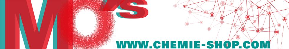 Chemie-Shop der Firma Moser und Baumgartl-Logo
