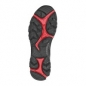 Mobile Preview: HAIX Sicherheitshalbschuh Black Eagle Safety 40 Low black-red S3