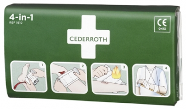 Cederroth 4-in-1 Blutstiller