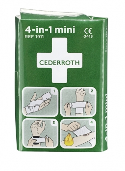 Cederroth 4-in-1 mini Blutstiller