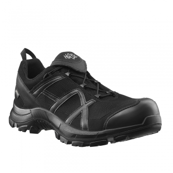 HAIX Sicherheitshalbschuhe Black Eagle Safety 40 Low black-black S3