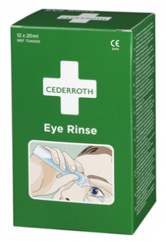 Cederroth Eye Rinse Ampullen