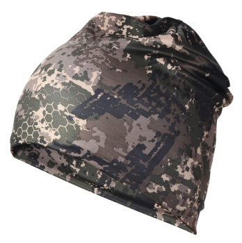 ALASKA 1795 ultraleichter Beanie in Camo BlindTech Invisible