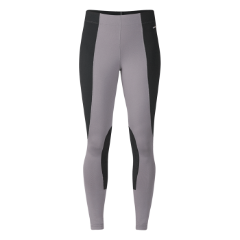 Kerrits® Reithose PERFORMANCE TIGHT FLOW RISE platin-schwarz
