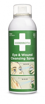 Cederroth Eye & Wound Cleansing Spray zur Reinigung 150ml